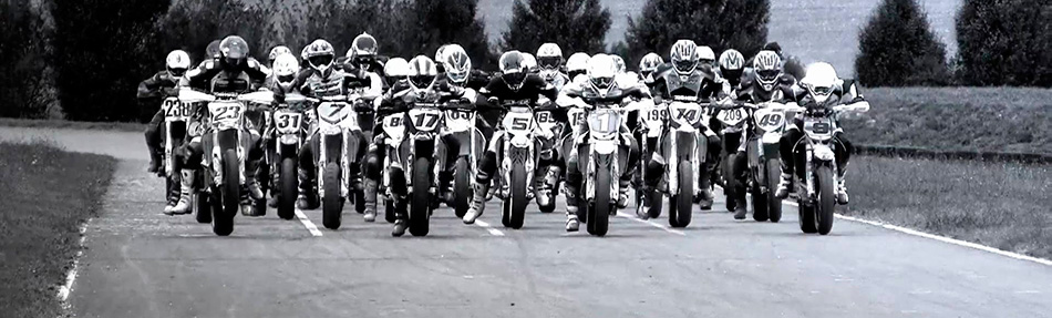 russell competicion motos